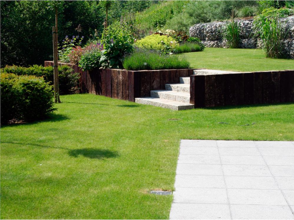 Conception de plans de jardin entre 500m et 1000m marc for Conception de jardin