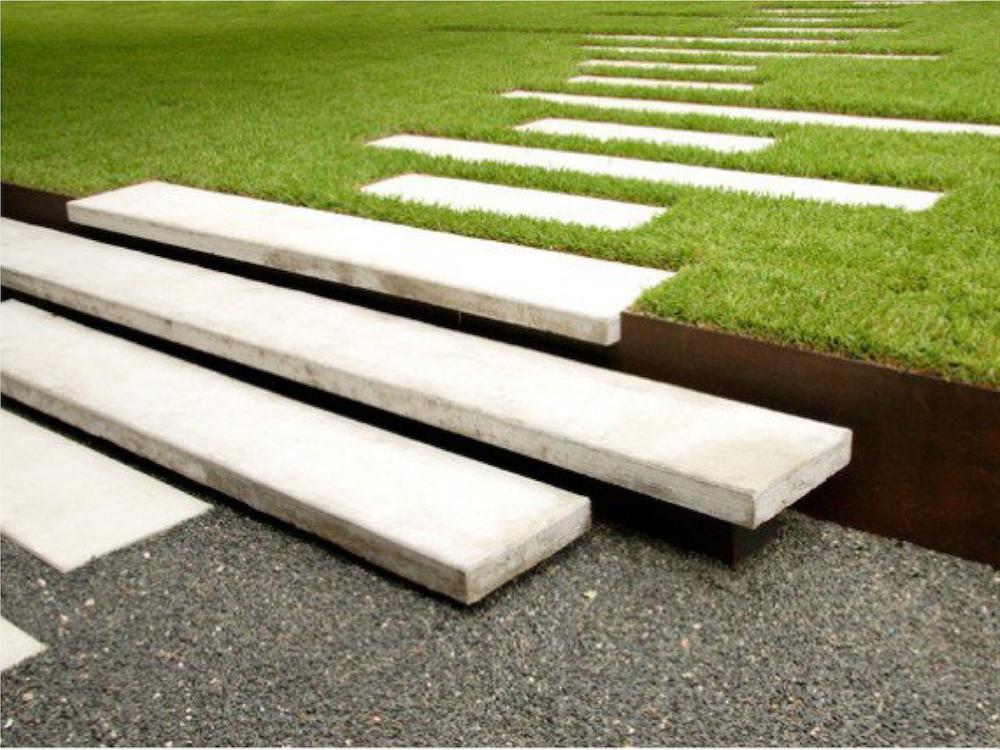 Conception de plans de jardin entre 100m et 500m marc for Conception jardin en ligne